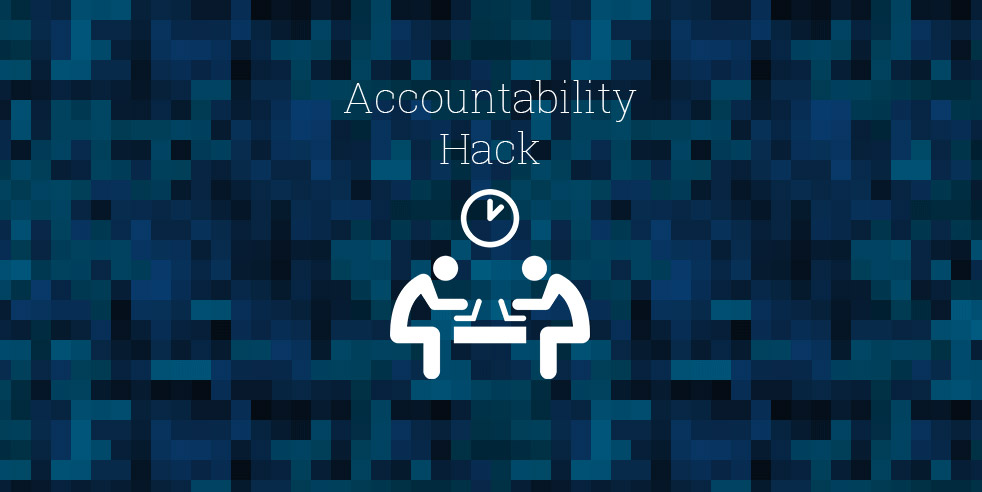 Accountability Hack 2014