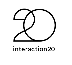 Logo from the Interaction 20 event