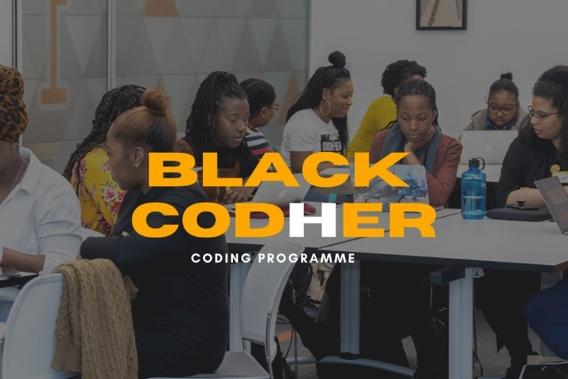 A Coding Black Females workshop